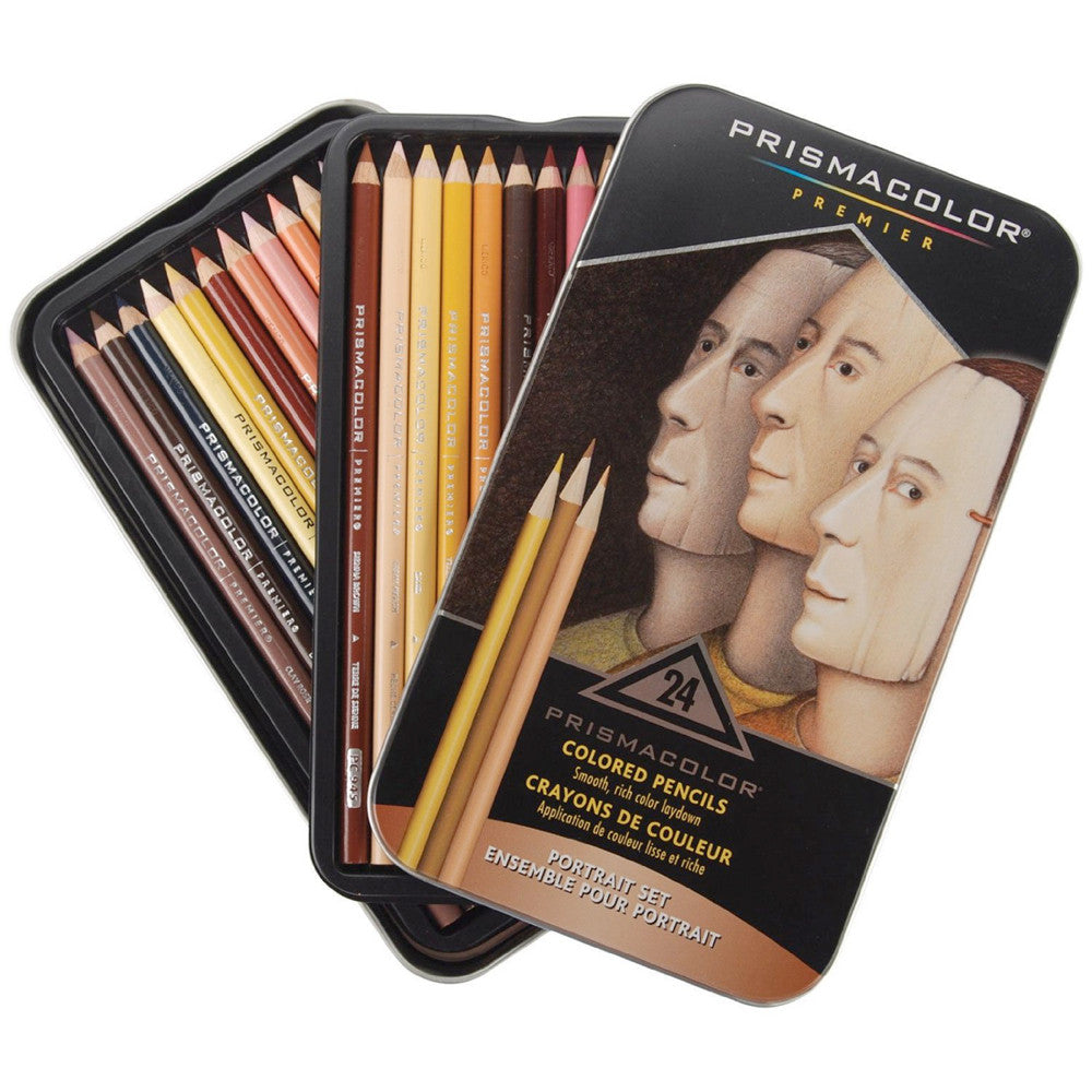 Prismacolor Portrait Set of 24