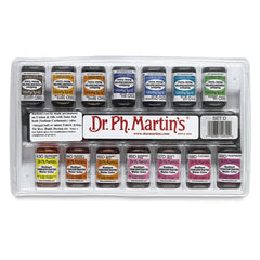 Dr. Ph. Martin's Radiant Concentrated Watercolor Set