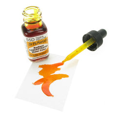 Dr. Ph. Martin's Radiant Concentrated Watercolor 15mL - 55D Tiger Yellow