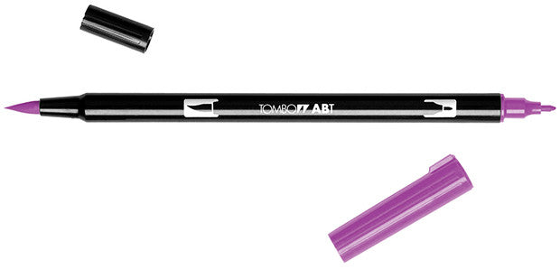 Tombow ABT Dual Brush Pen - 665 Purple