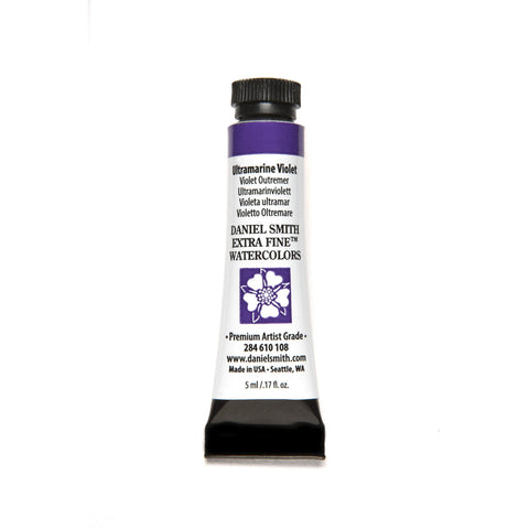 Daniel Smith Extra Fine Watercolor 5mL - Ultramarine Violet