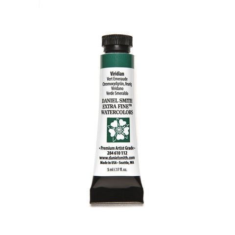 Daniel Smith Extra Fine Watercolor 5mL - Viridian