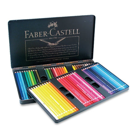 Faber-Castell Watercolor pencil Albrecht Dürer tin of 60