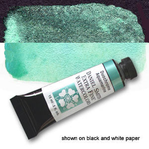 Daniel Smith Luminescent Watercolor 15mL - Duochrome Aquamarine