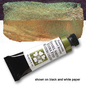 Daniel Smith Luminescent Watercolor 15mL - Duochrome Desert Bronze