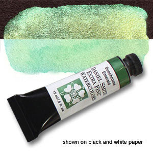 Daniel Smith Luminescent Watercolor 15mL - Duochrome Emerald