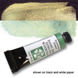 Daniel Smith Luminescent Watercolor 15mL - Duochrome Oceanic