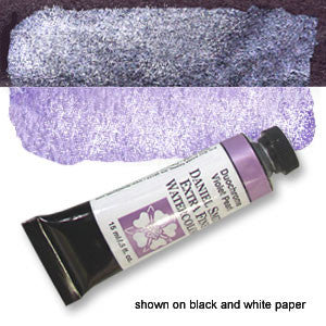 Daniel Smith Luminescent Watercolor 15mL - Duochrome Violet Pearl