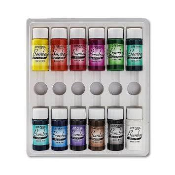 Dr. Ph. Martin's Bombay India Ink 1/2 oz - Set 1