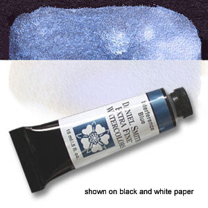 Daniel Smith Luminescent Watercolor 15mL - Interference Blue