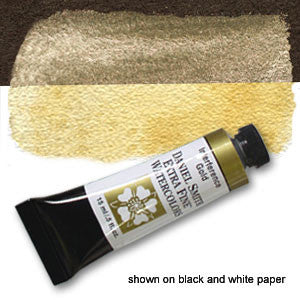 Daniel Smith Luminescent Watercolor 15mL - Interference Gold