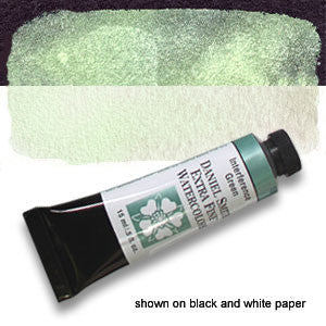 Daniel Smith Luminescent Watercolor 15mL - Interference Green