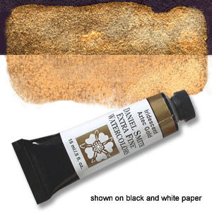 Daniel Smith Luminescent Watercolor 15mL - Iridescent Aztec Gold