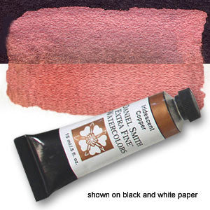 Daniel Smith Luminescent Watercolor 15mL - Iridescent Copper