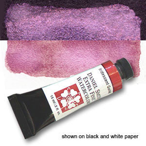 Daniel Smith Luminescent Watercolor 15mL - Iridescent Garnet
