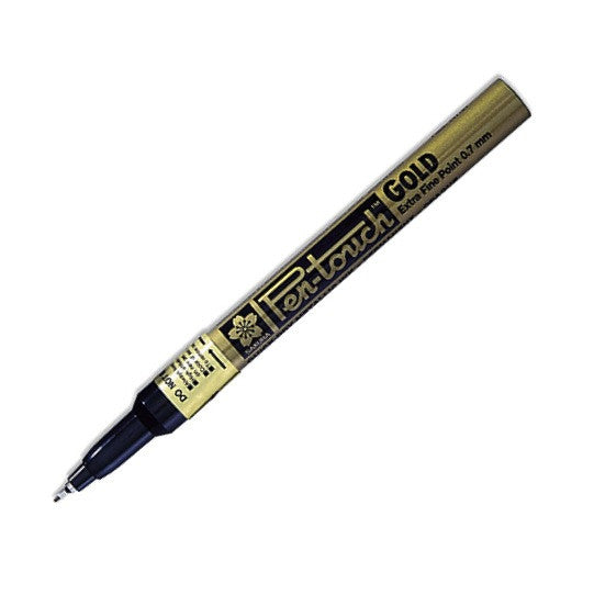 Sakura Pen-Touch Paint Pen Marker - Gold
