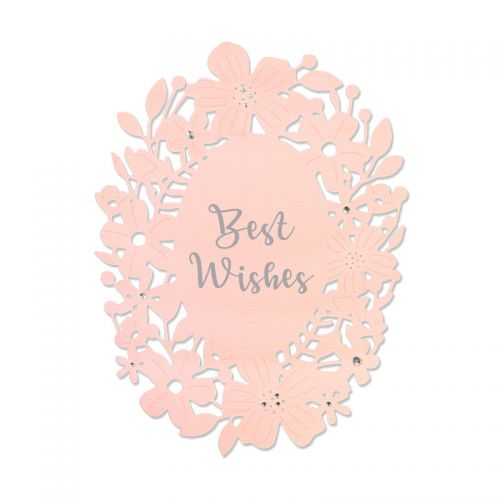 Sizzix Thinlits Die - Blossom Frame