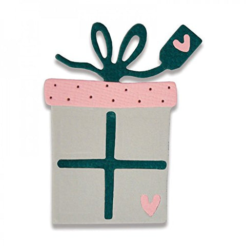 Sizzix Thinlits Die - All Wrapped Up