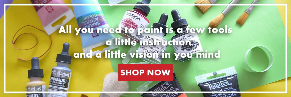 Shop Acrylic Paints at Craft Carrot