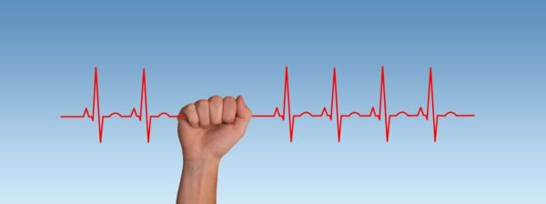 pulse, frequency, heartbeat