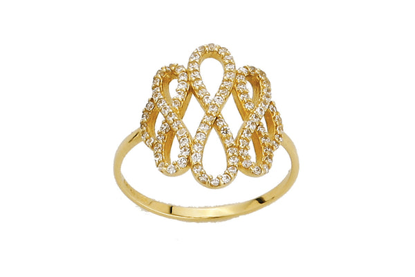 LEPOSA GOLD RING 135/802
