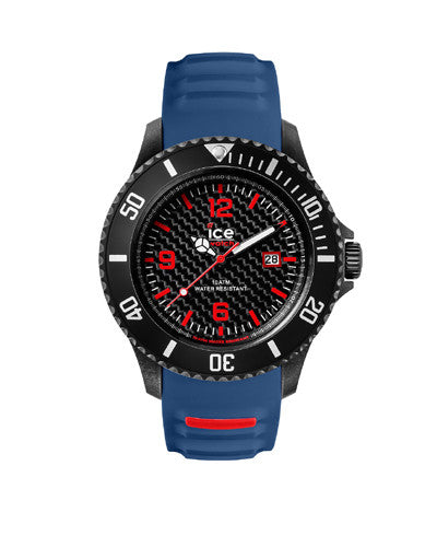 ICE WATCH CARBON CA.3H.BBE.B.S.15