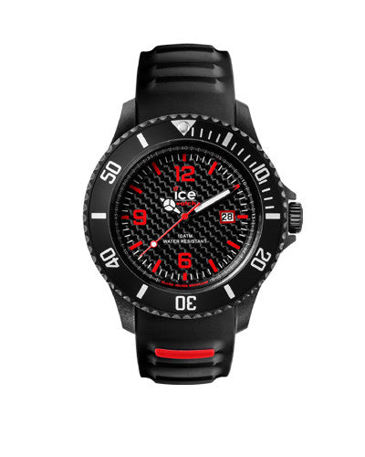 ICE WATCH CARBON CA.3H.BK.B.S.15