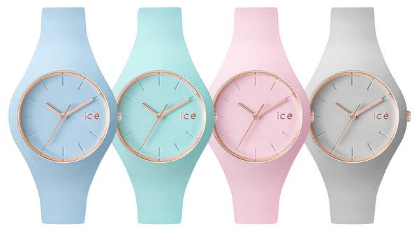 ICE WATCH GLAM GRAU ICE.GL.WD.U.S.14