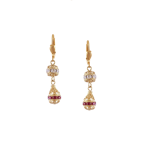 Chalie Earrings