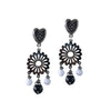 Crystal bead Earrings | Drop Earrings