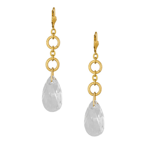 Crystal Gates Earrings
