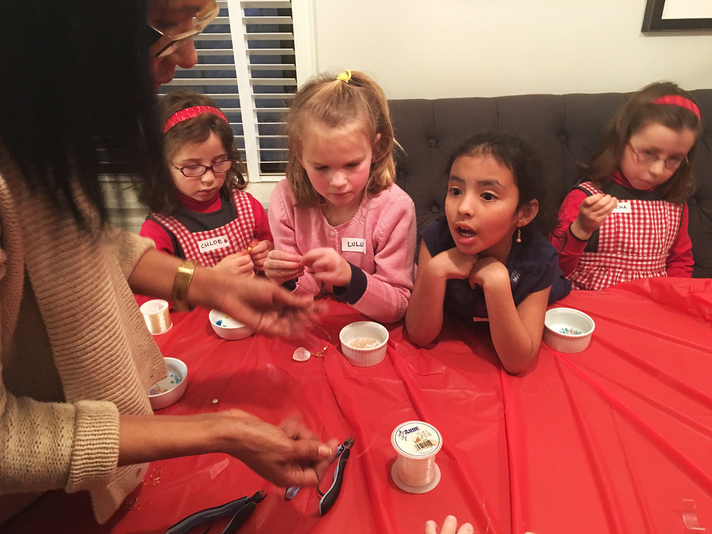 Kids Jewelry Party