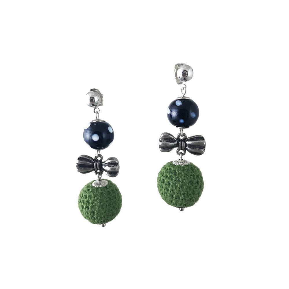 Mana | Bead Drop Earrings | Cabo Verde