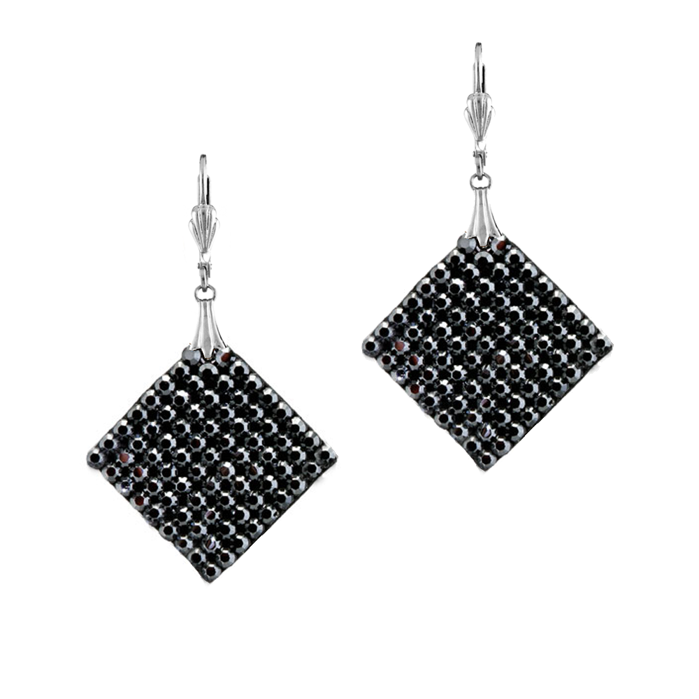 Times Square M Earrings