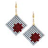Times Square L Earrings