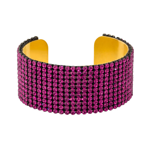 Fuchsia Medium Cuff