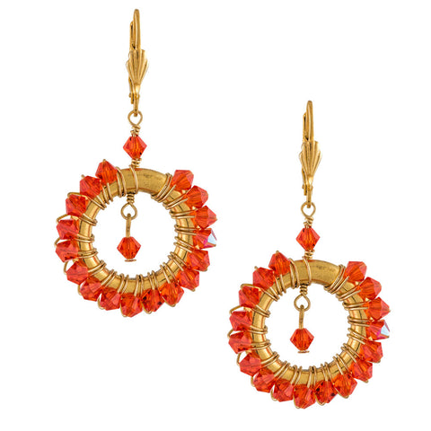 Alecia Earrings