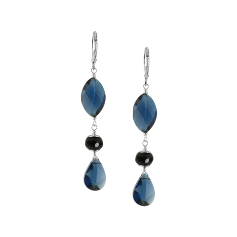 Lagrima Earrings