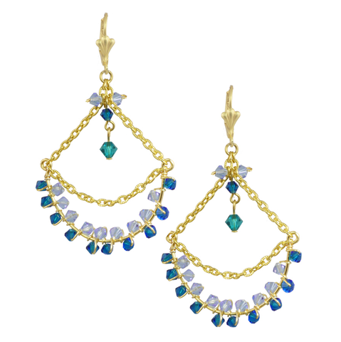 Dauphin Earrings