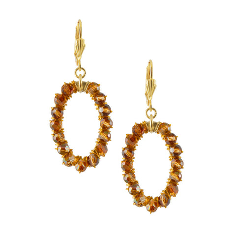 Mali Twist Earrings