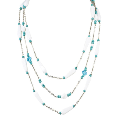 Mediterranean Link Necklace