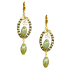 Persian Olive Earrings