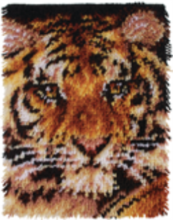 Wonderart Kit - Tiger