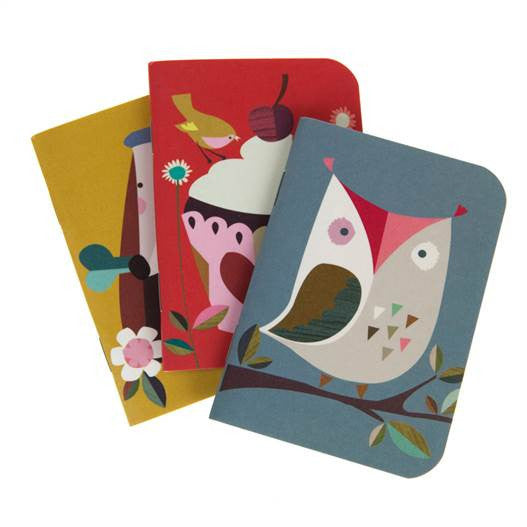 Muchly Lovely Pocket Notebooks