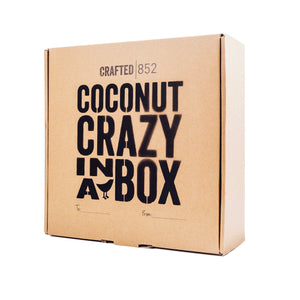 Crafted 852 Gift Boxes Coconut Crazy In A Box