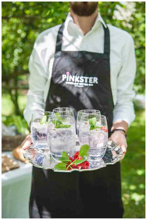 Crafted 852 Pinkster Gin 700ml, 37.5% ABV Hong Kong