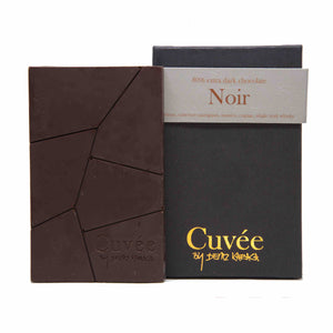 Cuvée Noir 80% Extra Dark 70g Crafted 852 Hong Kong