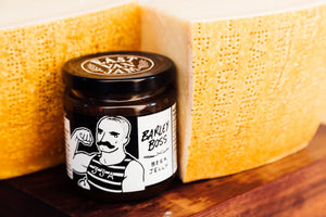 East Van Jam Barley Boss Beer Jelly With 33 Acres Beer & Mustard Seeds Hong Kong
