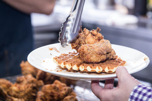 Best Chicken & Waffle Crafted 852 Kong Kong
