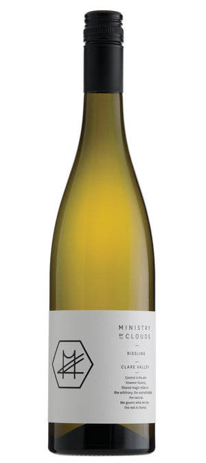 Ministry of Clouds Clare Valley Riesling Crafted 852 Hong Kong